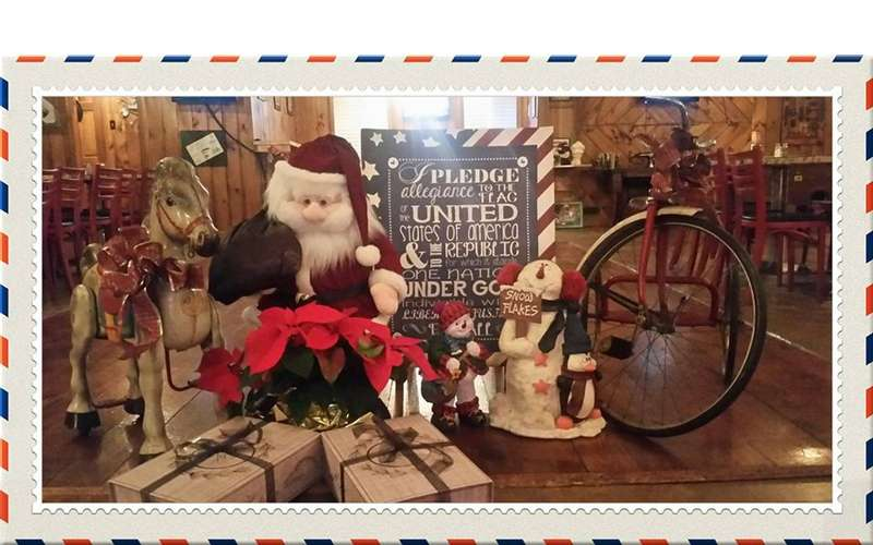 Normally closed on Tuesdays but we will be open for Christmas Eve.