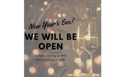 New Year's Eve Bash