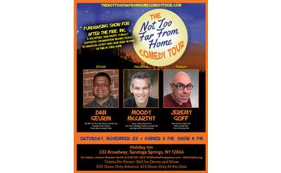 The Not Too Far From Home Comedy Show & After the Fire