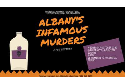 Albany Infamous Murders