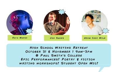 High School Writing Retreat image