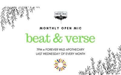 Beat & Verse Banner