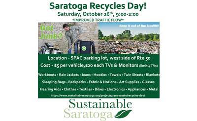 Recycle Day Graphic