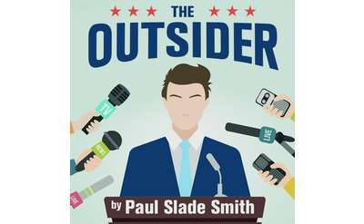 CCT presents - The Outsider by Paul Slade Smith