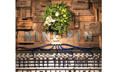 November 25th Wreath Making Workshop at Nine Pin Cider