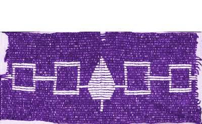 Wampum Banner
