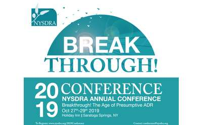 NYSDRA Conference