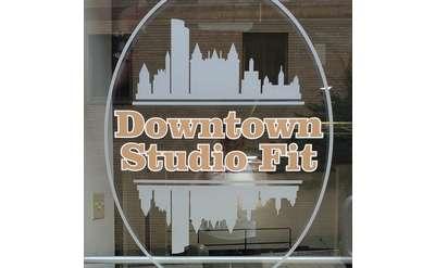 Downtown Studio Fit Logo