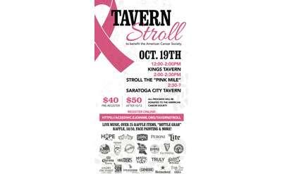Tavern Stroll Poster