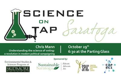 Science on Tap Graphic