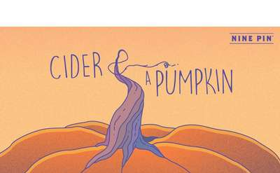 A Pumpkin Carving Night at Nine Pin Cider on Wednesday, October 23rd at 4pm