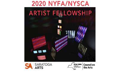 2020 NYFA/NYSCA Artist Fellowship Seminar at Saratoga Arts