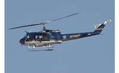 NYS Police Helicopter Photo