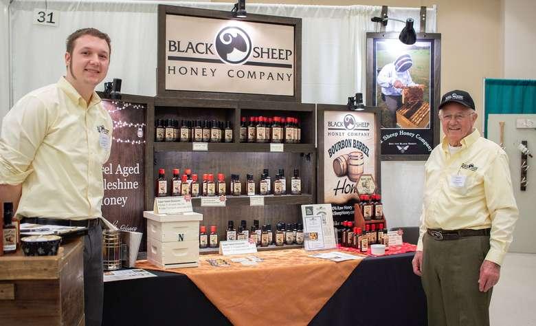 Black Sheep Honey Company Photo