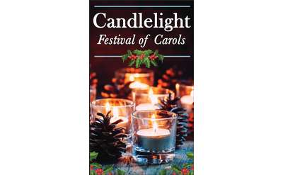 Candlelight Festival of Carols Poster