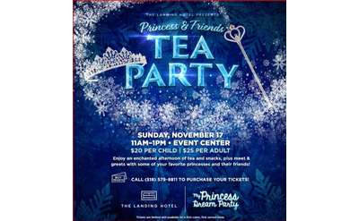 tea party poster