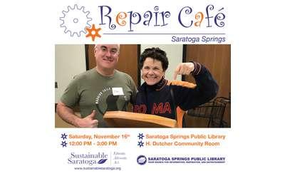 Repair Cafe November Graphic
