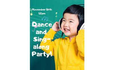 Dance and sing-along party