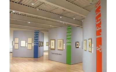 Picasso, Braque, & Léger: Twentieth Century Modern Masters Photo