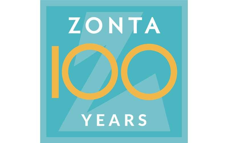 Zonta International 100 Year Logo