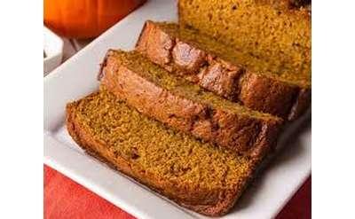 Cooking For Kids Program--Pumpkin Bread