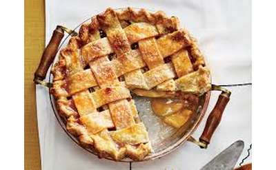 Cooking For Kids Program--Apple Pie
