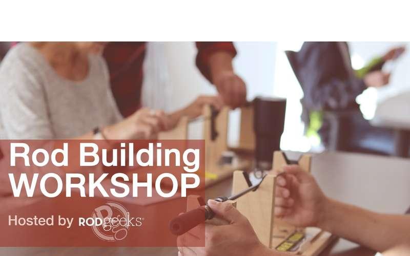 RODgeeks Rod Building Workshop