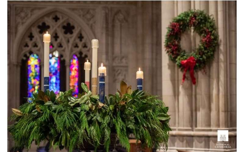 Washington National Cathedral Christmas