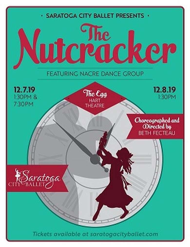 The Nutcracker: Presented by Saratoga City Ballet