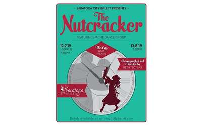 The Nutcracker: Presented by Saratoga City Ballet