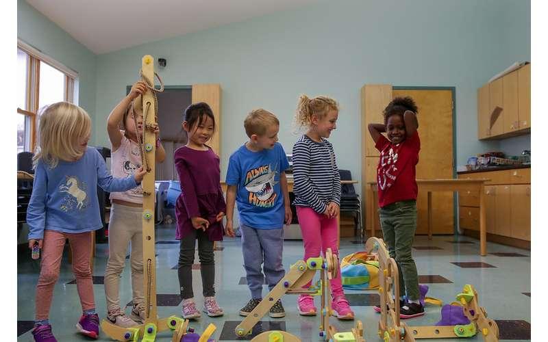Playground designing