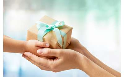 Give A Gift, Get A Gift