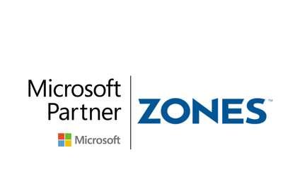 Microsoft Partner & Zones Banner