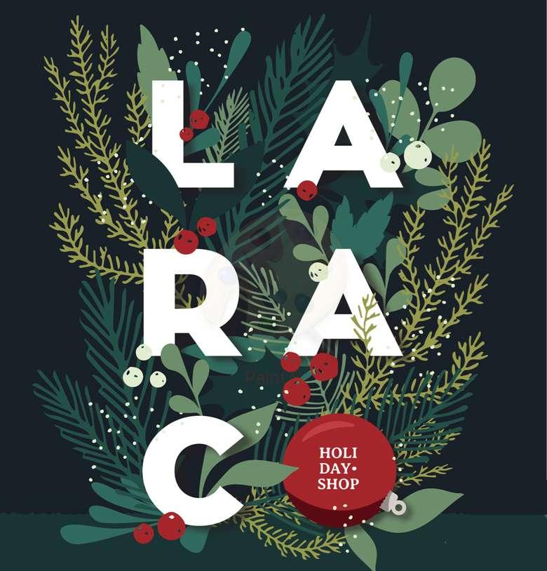 LARAC Holiday Poster