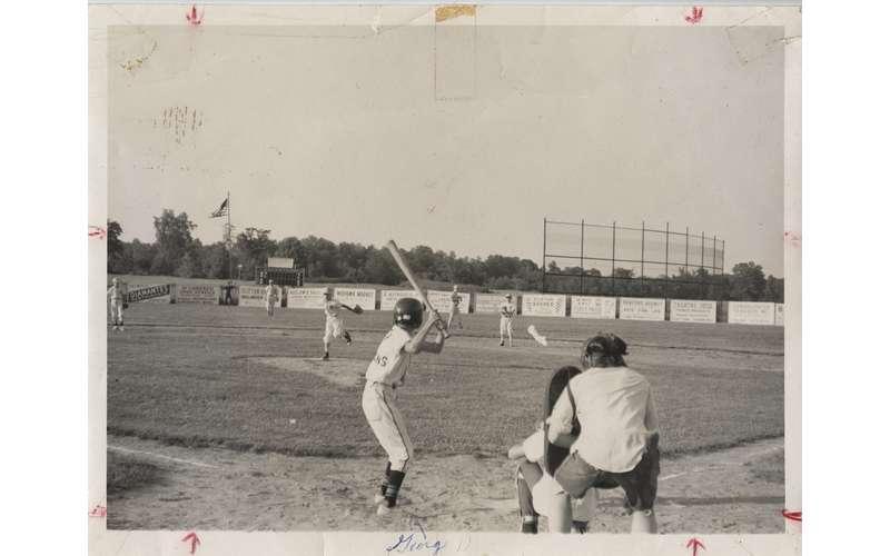 Browns Field Circa 1970