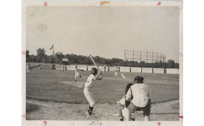 Browns Field Circa 1970