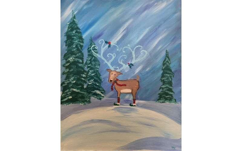 Deer Lightful