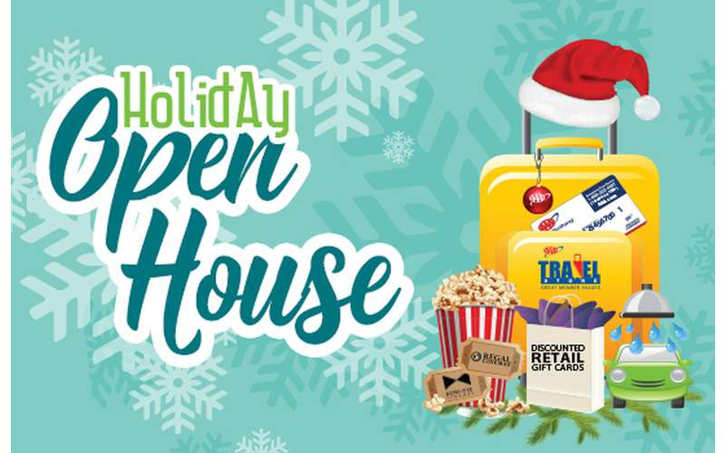 Join AAA for holiday gift giving ideas! AAA offers gifts for everyone on your list - Discounted movie passes, discounted car wash coupons, discounted retail gift cards, motorcoach trips and so much more!
