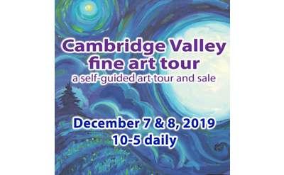 cambridge art tour logo