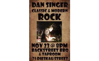 Dan Singer Classic & Modern Rock