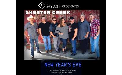 skeeter creek skyloft party poster