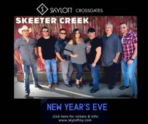 skeeter creek at skyloft event promo