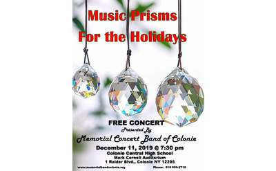 Music Prisms for the Holiday