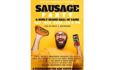 Sausage Party & Burly Beard Hall of Fame