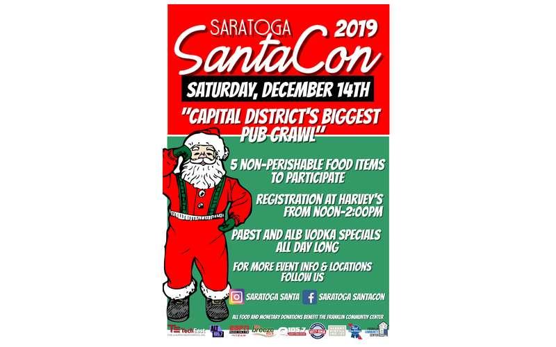 SantaCON Poster