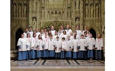 The Choir of St. Peter's Church