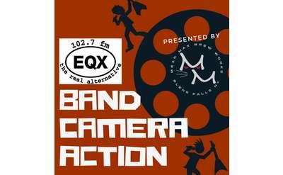 EQXs Band Camera Action – Josh Casano plays Ferris Bueller