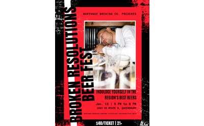 Broken Resolutions Beer Fest