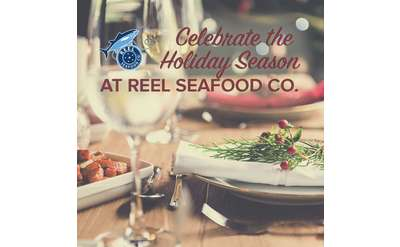 Reel Seafood Christmas Eve Dinner