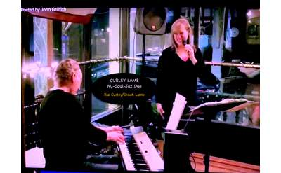 Curley Lamb Nu-Soul-Jaz Duo (Ria Curley/Chuck Lamb)